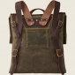 Wacouta Backpack Tan Waxed Canvas/Copper Rough & Tough