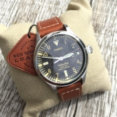 Timex x Red Wing The Waterbury Watch 38mm