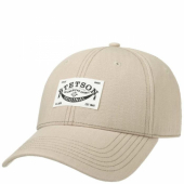 Stetson Baseball Cap Cotton Beige