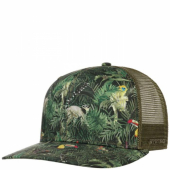 Stetson Jungle Trucker Cap Green