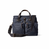 Filson 24-Hour Tin Briefcase Navy
