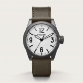 Filson Field Watch Hunter Green/White