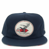 Ampal Creative Don't Think Twice Wool Strapback