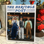 Heritage Post issue 33 English edition