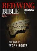 Lightning Red Wing Bible