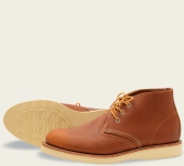 Work Chukka Style No 3140 - Oro-iginal Leather