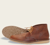Weekender Chukka Style No 3322 - Copper Rough & Tough Leather