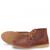 Weekender Chukka Style No 3326 - Red Maple Muleskinner Leather