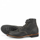 Blacksmith Style No 3341 - Charcoal Rough & Tough Leather