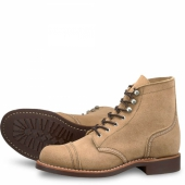 Iron Ranger Style No 3368 - Sand Mohave Leather