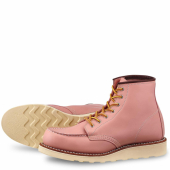 6 inch Moc Style No 3387 - Rose Boundary Leather
