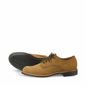 Merchant Oxford Style No 8043 - Olive Mohave