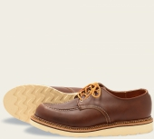 Classic Oxford Style No 8109 - Mahogany Oro-iginal Leather