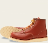 Classic Moc Style No 8131 - Oro Russet Portage Leather