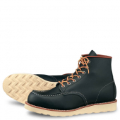 6 inch Moc Style No 8859 - Navy Portage Leather