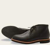 Foreman Chukka Style No 9216 - Black Harness Leather