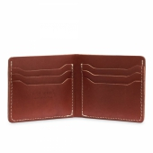 Bifold Card Oro Russet Frontier