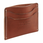 Card Holder Flat Oro Russet Frontier