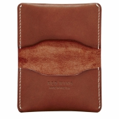 Card Holder Fold Oro Russet Frontier
