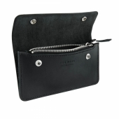 Trucker Wallet Black Frontier