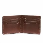 Bifold Card Amber Frontier
