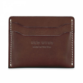 Card Holder Flat Amber Frontier
