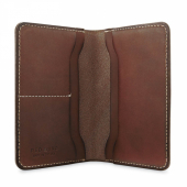 Passport Wallet Amber Frontier