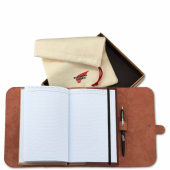 Leather Journal Oro Russet Frontier Leather