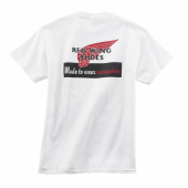 Red Wing Archive Logo T-shirt White