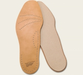 Leather Footbed