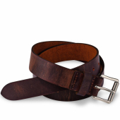 Copper Rough & Tough Leather Belt