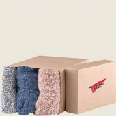 Cotton Ragg Socks - Multi Pack