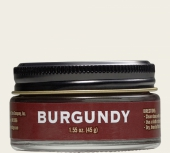 Burgundy - Boot Cream