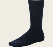 Classic Crew Boot Socks - Navy