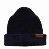 Red Wing Merino Wool Knit Cap Navy