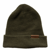 Red Wing Merino Wool Knit Cap Olive