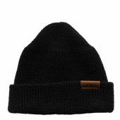 Red Wing Merino Wool Knit Cap Black
