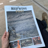 Red Wing Post 6 - on the road
