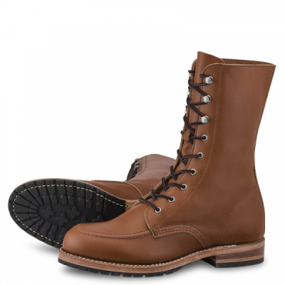 Gracie Style No 3431 - Pecan Boundary Leather i gruppen Red Wing Stockholm / Dam / Kommande modeller hos Sivletto - Skylark AB (rws3431)