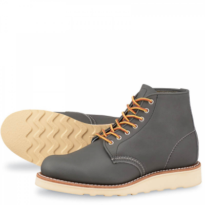 6 inch Round Toe Style No 3448 - Stone Bluff Leather i gruppen Red Wing Stockholm / Dam / Round hos Sivletto - Skylark AB (rws3448)