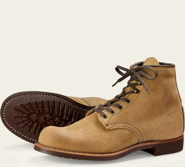 dc747f94735 Red Wing Shoes - Blacksmith Style No 3344 - Hawthorne Muleskinner Leather