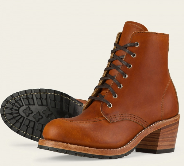 03a16fcd5c8 Clara Style No 3404 - Oro Legacy Leather i gruppen Red Wing Stockholm / Dam  /
