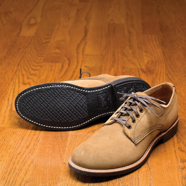 Merchant Oxford Style No 8043 Olive Mohave Red Wing