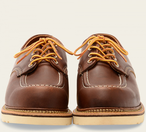 Classic Oxford Style No 8109 Mahogany Oro Iginal Leather Red Wing
