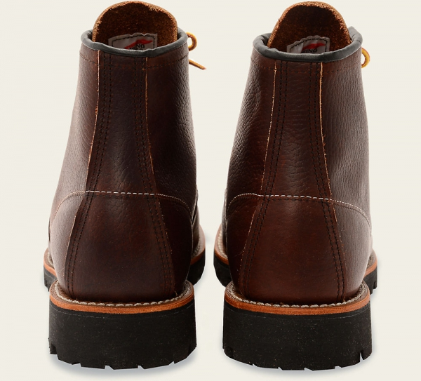 2e566c2208e Red Wing Shoes - Roughneck Style No 8146 - Briar Oil Slick Leather