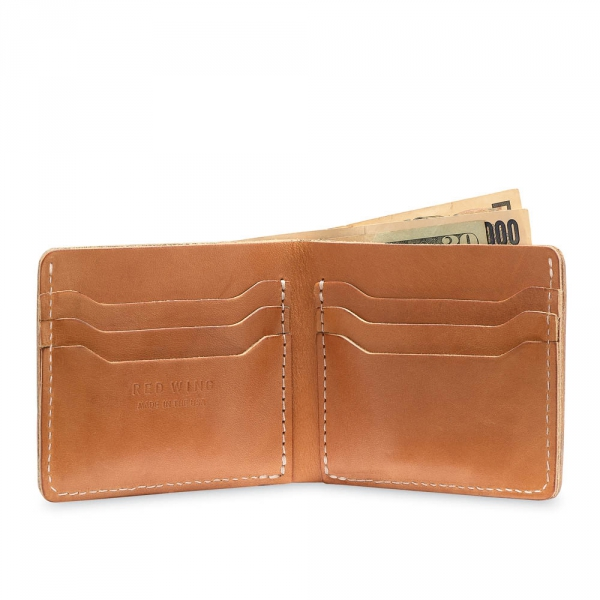 Red Wing Wallet Shoe