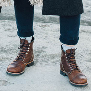 Red Wing Heritage Merchant Oxford Heldth