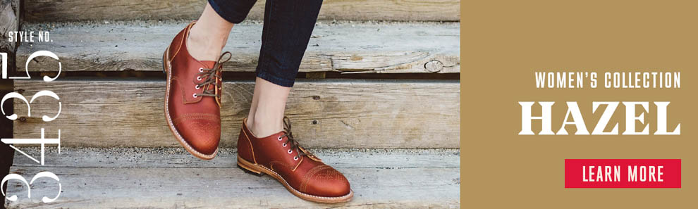 Red Wing Shoes Women